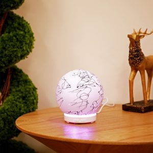 AROMA DIFFUSER WITH TWO ROUND PIN ADAPTOR AM3-125