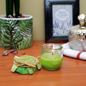 VIOLA SCENTED CANDLE
